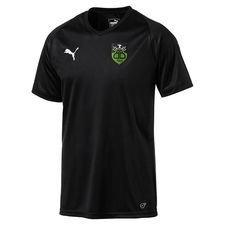 bispebjerg boldklub - træningstrøje sort - fodboldtrøjer