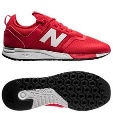 new balance classic 247 - red/white - sneakers