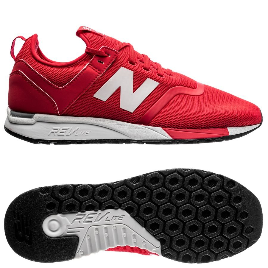 new balance 247 classic rouge