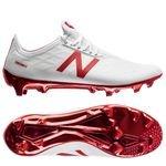 New Balance Furon 4.0 Pro FG Otruska Pack - Blanc/Rouge