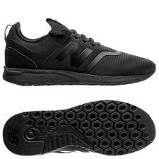 new balance classic 247 - sort - sneakers