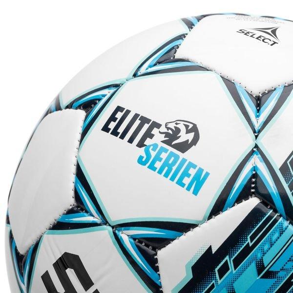 147ab5fa6 Select Fotball Brillant Replica Eliteserien - Hvit/Blå