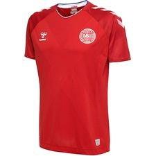 Danmark Hjemmebanetrøje VM 2018 Pro Player Edition