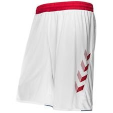 denmark home shorts world cup 2018 - football shorts