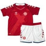 Danmark Hjemmebanetrøje 2018/20 Mini-Kit Børn