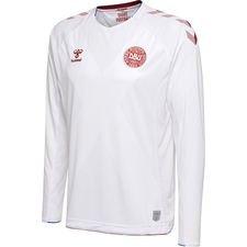Danmark Udebanetrøje VM 2018 L/Æ