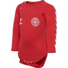 denmark body home l/s - red - merchandise