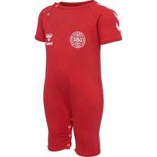 danmark bodysuit hjemmebane - rød - merchandise