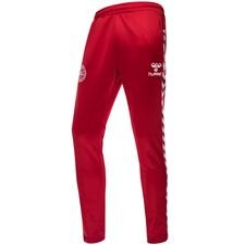 denmark pants - red - training pants