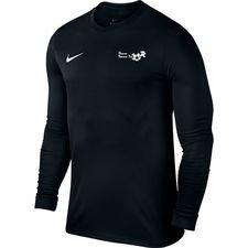 hf2000 - målmandstrøje sort børn - fodboldtrøjer