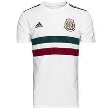 mexico udebanetrøje vm 2018 chicharito 14 - fodboldtrøjer