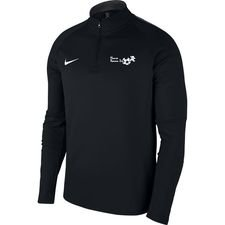 hf2000 - træningstrøje sort - træningstrøjer