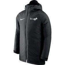 hf2000 - vinterjakke sort børn - jakker