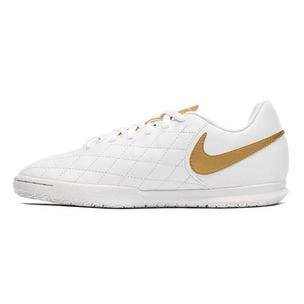 Nike Tiempo Legendx 7 Club Ic 10r - Enfants Blancs / Or 0t7qG6coZf