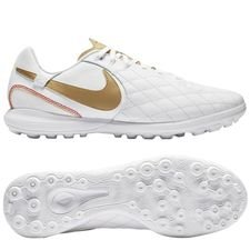 Nike Tiempo LegendX 7 Pro TF 10R - Weiß/Gold