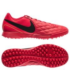 nike tiempo legendx 7 academy tf 10r - university red/black - football boots