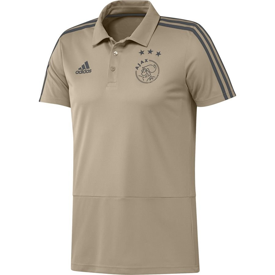 Ajax Polo - Or/Gris