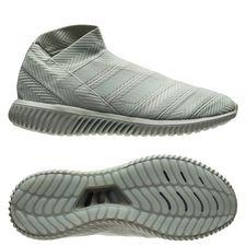 adidas nemeziz tango 18.1 trainer spectral mode - sølv/hvid - sneakers