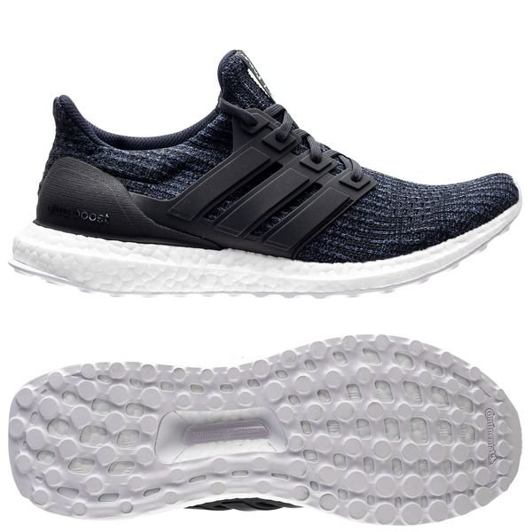best website 9ef40 fa833 adidas Ultra Boost Parley - NavyGråBlå