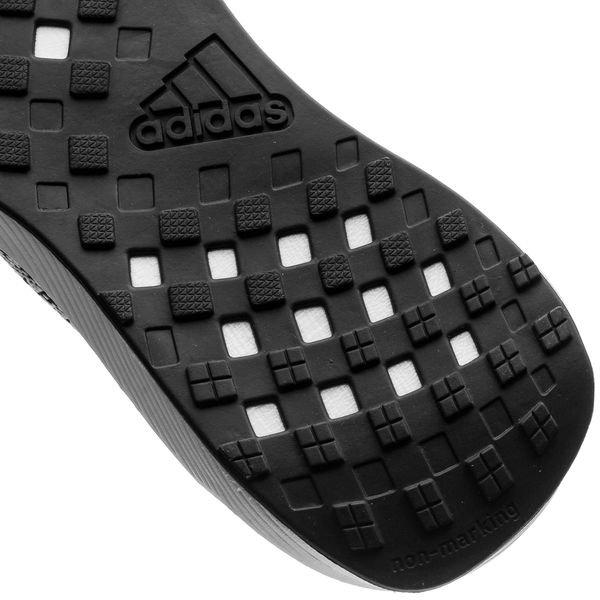 hot sale online fe474 f85a0 adidas Løpesko RapidaRun Laceless - Sort Hvit Barn 8