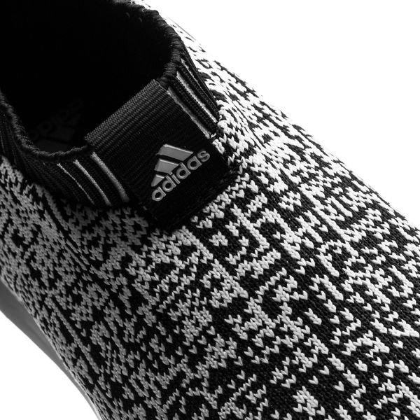 sports shoes 91b05 001b6 adidas Løpesko RapidaRun Laceless - Sort Hvit Barn 4