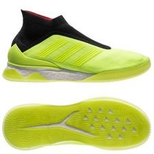 adidas Predator Tango 18+ Trainer Energy Mode - Solar Yellow/Black LIMITED EDITION