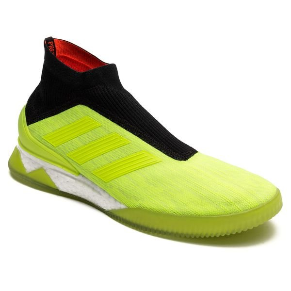 c6dd149b47a89 adidas Predator Tango 18+ Trainer Boost Energy Mode - Solar Yellow Black  LIMITED EDITION