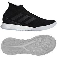 adidas Predator Tango 18+ Trainer Shadow Mode - Core Black/Footwear White LIMITED EDITION