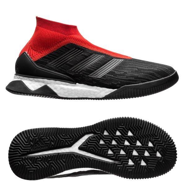 adidas Predator Tango 18+ Trainer Boost Team Mode SchwarzRot LIMITED EDITION
