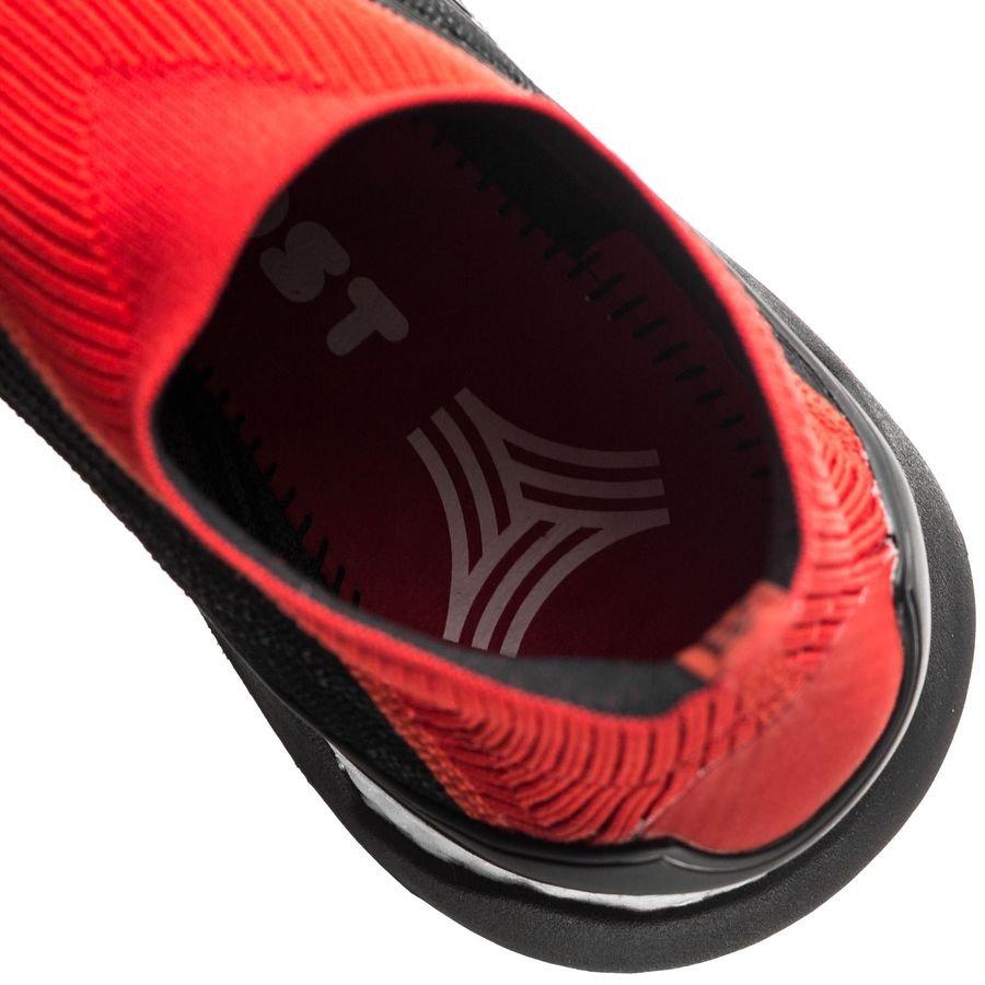 the latest 055ba f4d99 adidas predator tango 18+ trainer boost team mode - sortrød limited  edition -