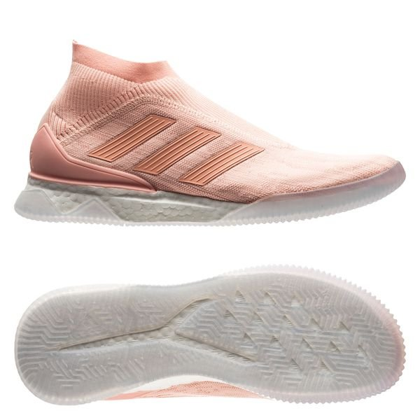 adidas Predator Tango 18+ Trainer Boost Spectral Mode Roze LIMITED EDITION