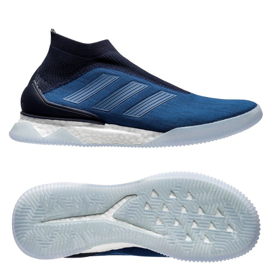 3e20cef89b2c adidas predator tango 18+ trainer boost cold mode - navy black limited  edition ...