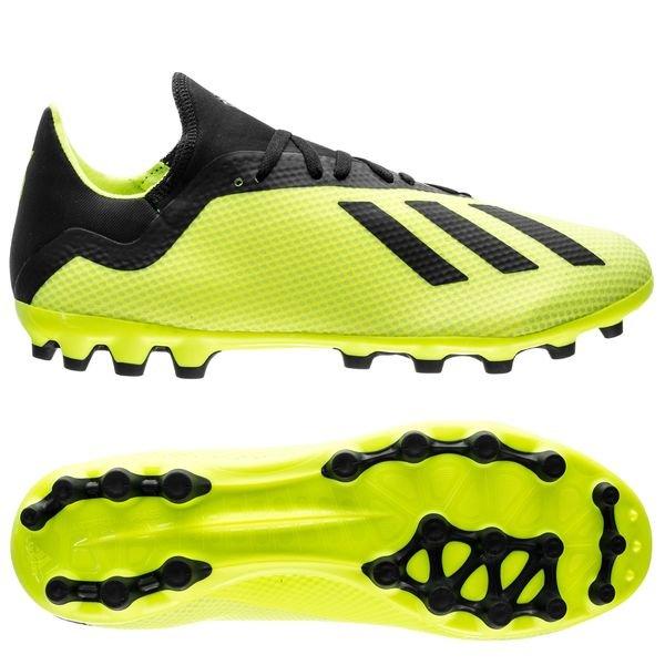 hot sale online 5955a c5bfa adidas X 18.3 AG Team Mode - Solar Yellow Core Black Footwear White ...