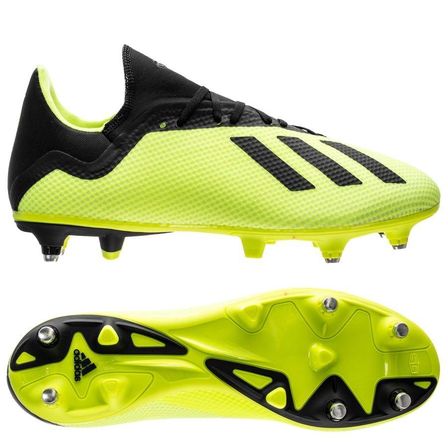 huge discount 185d4 aeb32 adidas x 18.3 sg team mode - solar yellow core black footwear white ...