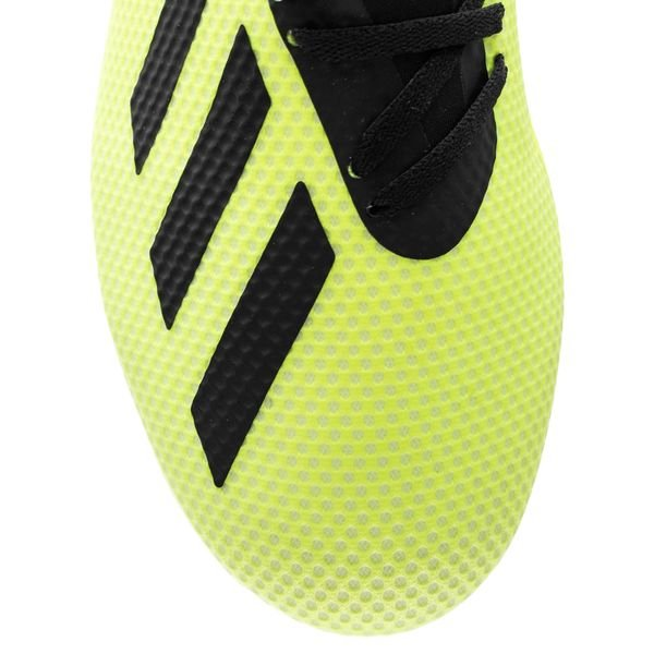 00b6edb25 adidas X 18.3 SG Team Mode - Solar Yellow/Core Black/Footwear White ...