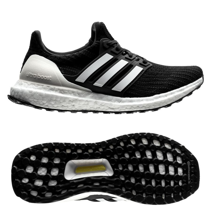 adidas ultra boost 4.0 - core black cloud white carbon kids - sneakers ... 15422d7c1