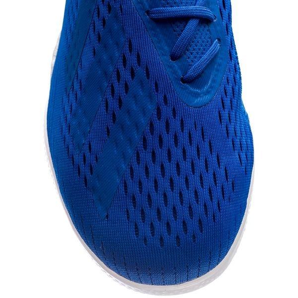 Mode Énergie Formateur Adidas Tango X 18,1 - Bleu / Jaune