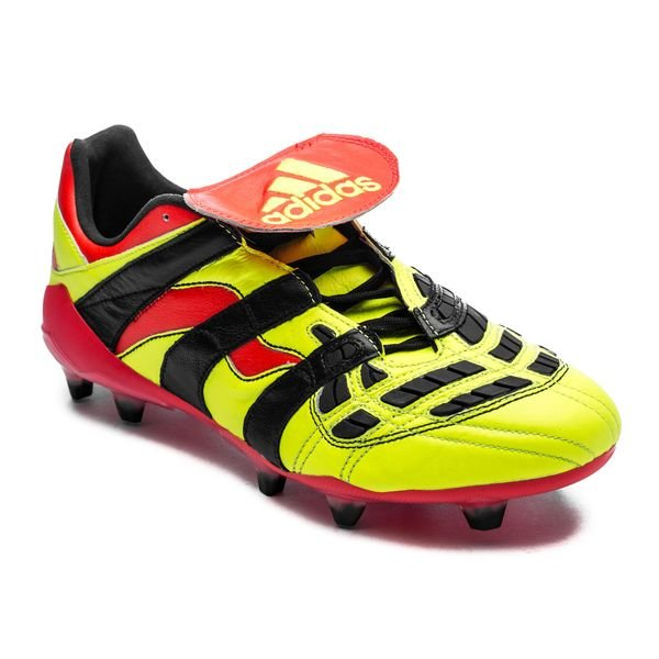 333f942bf adidas Predator Accelerator Electricity FG/AG - Yellow/Black/Red LIMITED  EDITION