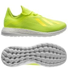 adidas X 18+ Trainer Energy Mode - Gul/Hvit LIMITED EDITION
