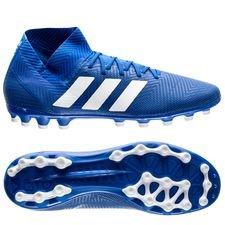 adidas Nemeziz 18.3 AG Team Mode - Blauw/Wit
