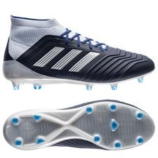 adidas Predator 18.1 FG/AG - Legend Ink/Silver Metallic/Aero Blue Women