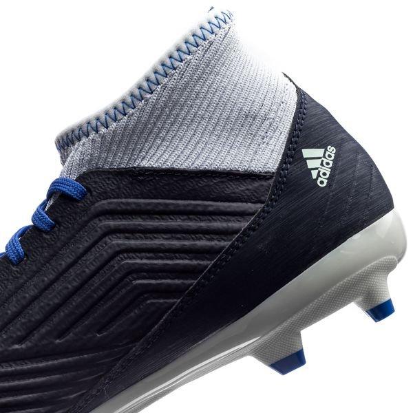 adidas predator 18.3 fg blauw