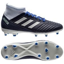 adidas Predator 18.3 FG/AG - Legend Ink/Silver Metallic/Aero Blue Women
