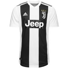 Juventus Hjemmebanetrøje 2018/19 Authentic