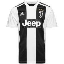 juventus home shirt 2018/19 kids - football shirts