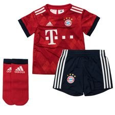 bayern münchen home kit 2018/19 baby-kit kids - football shirts