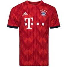 bayern münchen home shirt 2018/19 kids - football shirts