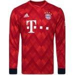 Bayern München Kotipaita 2018/19 L/S