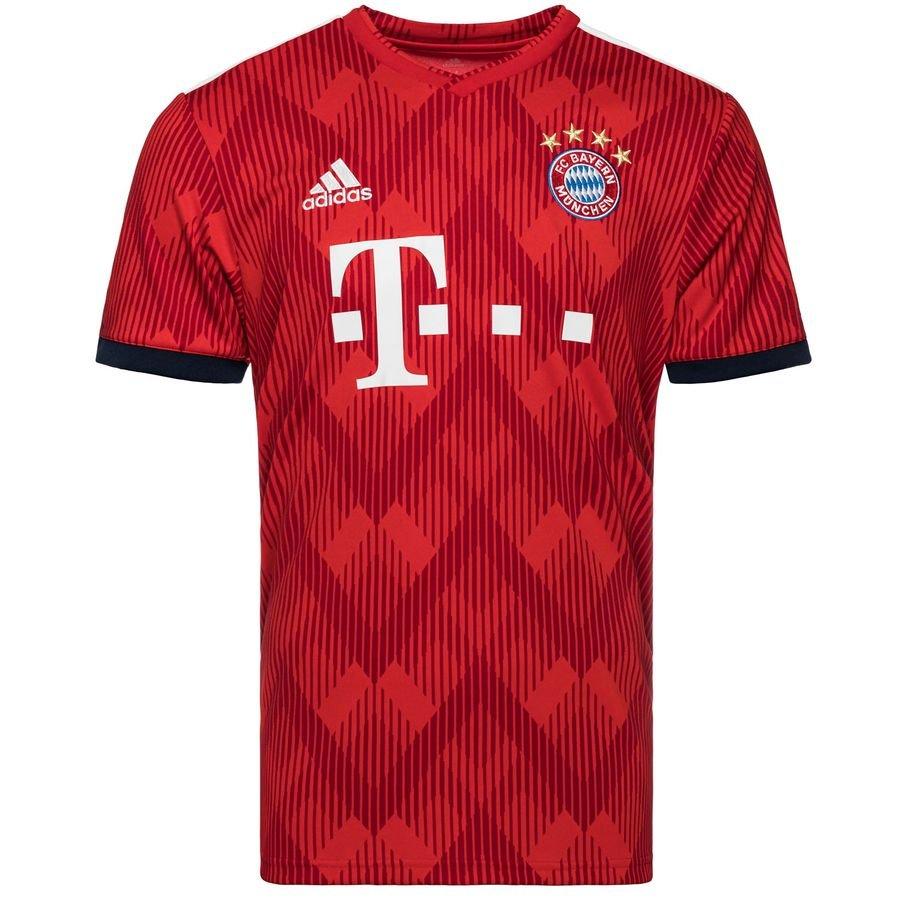 Bayern München Hjemmebanetrøje 2018/19