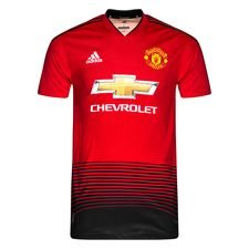 Manchester United Hemmatröja 2018/19 Authentic